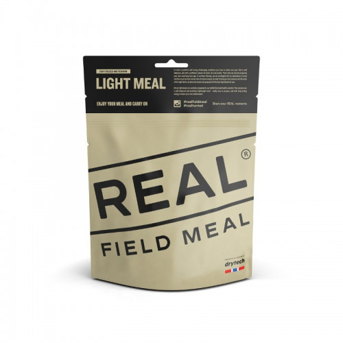 REAL Drytech - Müesli mit Beeren LIGHT MEAL