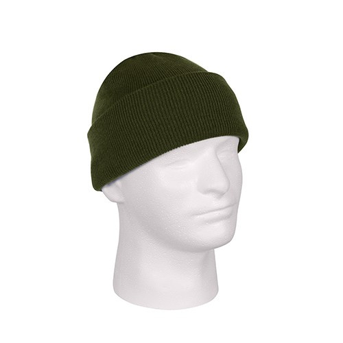 Rothco - Fine Knit Watch Cap Black