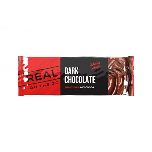 REAL Dry tech - Dark Choccolate 50g