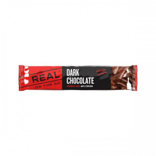REAL Drytech - Energy Schokolade 25g