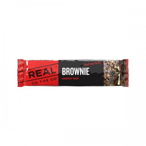 REAL Drytech - Energieriegel Brownie