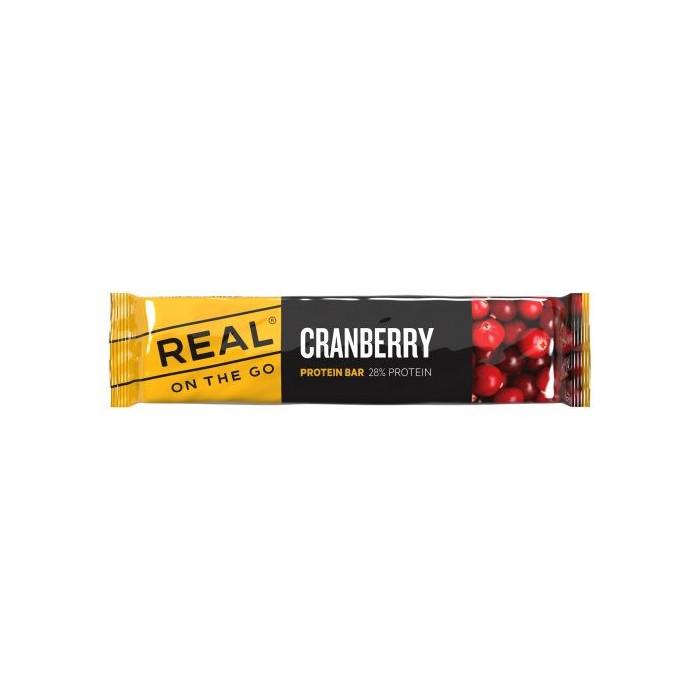 REAL Dry tech - Caramel Energy Bar