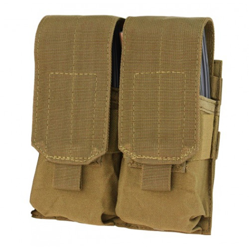 CONDOR - Double M4 Mag Pouch OD Green