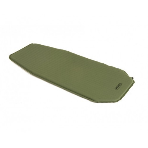 SNUGPAK - Travelite Self Inflating Sleeping Mat - Midi Olive