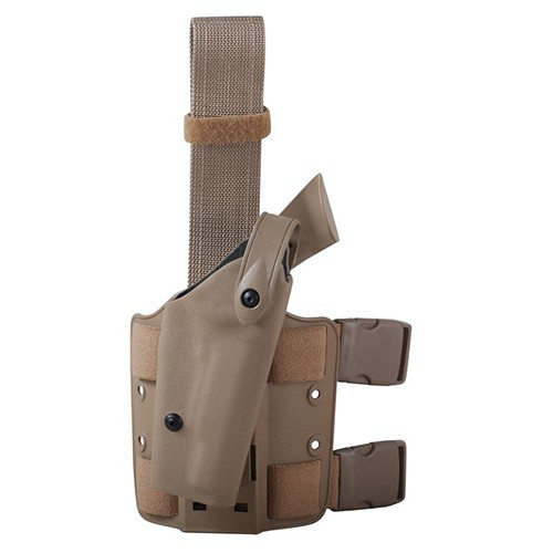 SAFARILAND - 6004 SLS Tactical Holster for SIG220/226 Coyote Tan