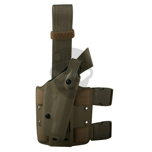 SAFARILAND - 6004 SLS Tactical Holster for SIG220/226 OD Green