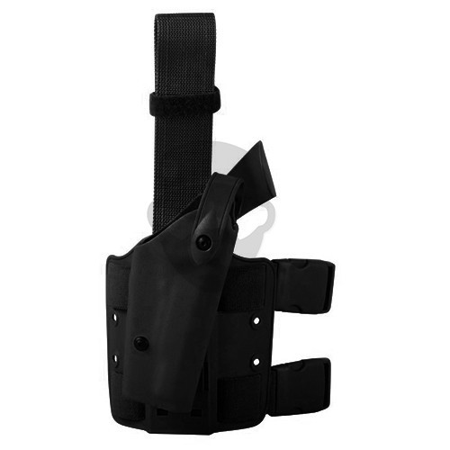 SAFARILAND - 6004 SLS Tactical Holster for SIG220/226 Black