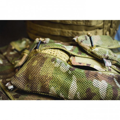 VIPER - Mesh Stow Bag VCamo XL