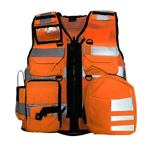 OTD - Reflective vest PRO Orange