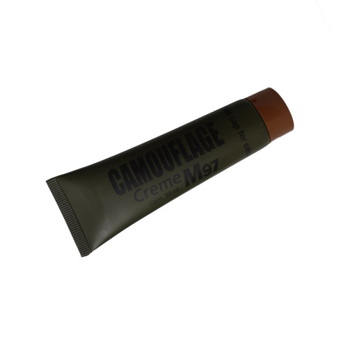 MIL-TEC - NATO M97 Camo Face Paint Tube Brown