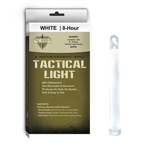 TAC SHIELD - Tactical Lightstick White