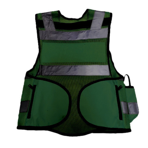 DIVICUS - Reflective vest PRO Green