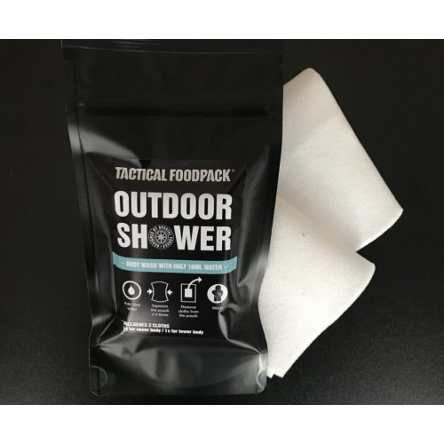 Tactical Foodpack - Outdoor Shower