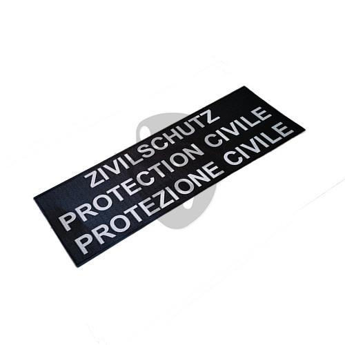 """OTD - Reflective Patch """"ZIVILSCHUTZ"""""""