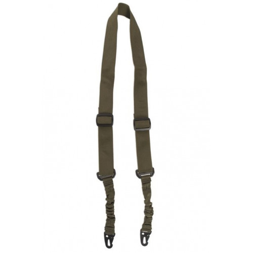 MIL-TEC - Tactical Sling With Bungee (2-POINT) OD Green