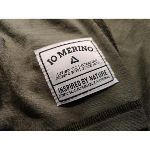 ioMerino - Altitude Tee Army Edition