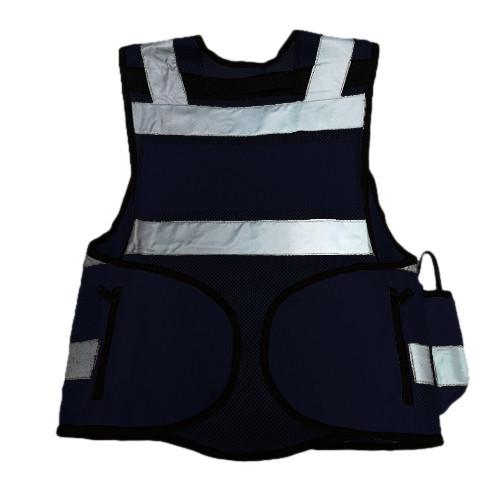 DIVICUS - Reflective vest PRO Navy Blue