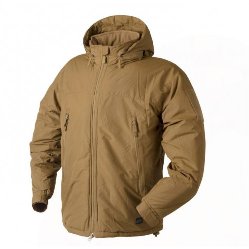 Helikon Tex - LEVEL 7 LIGHTWEIGHT WINTER JACKET - CLIMASHIELD® APEX 100G - Coyote Brown