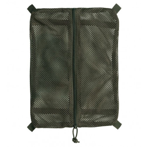 MESH BAG WITH VELCRO