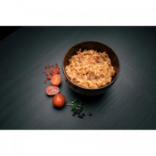 REAL Drytech - Pulled Pork mit Reis TURMAT