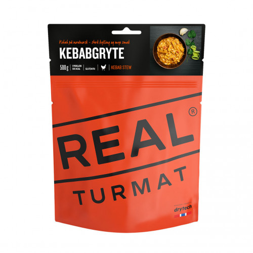 REAL Drytech - Kebabpfanne TURMAT