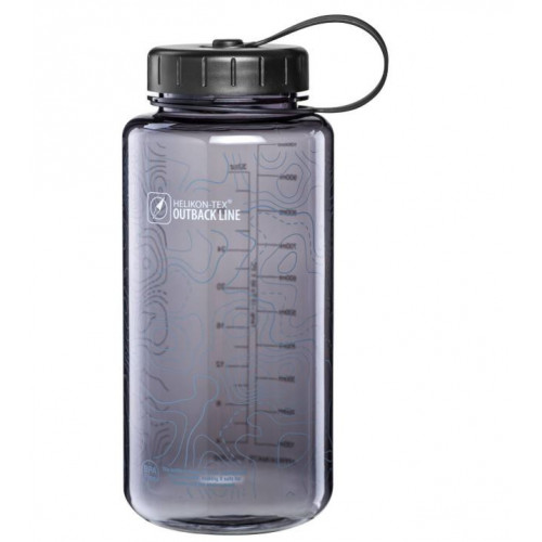 Helikon Tex - TRITAN™ BOTTLE Wide Mouth Elevations (1 Liter) - Smoked