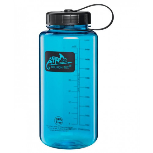 Helikon Tex - TRITAN™ BOTTLE Wide Mouth (1 Liter) - Blue / Black A