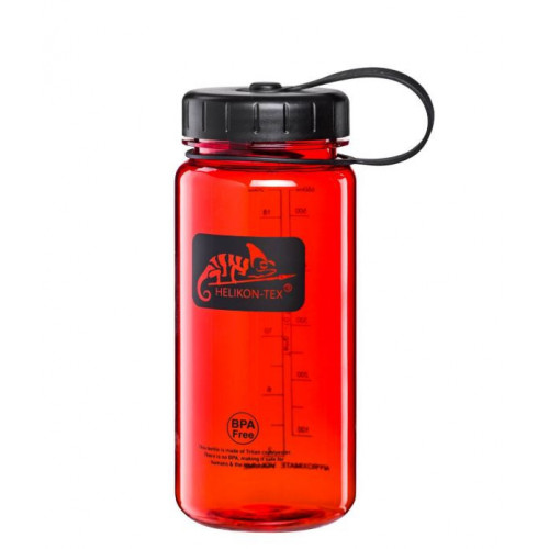 Helikon Tex - TRITAN™ BOTTLE Wide Mouth (550 ml) - Red