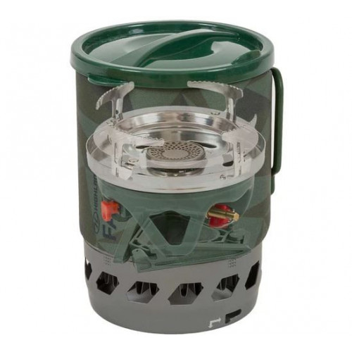 Fastboil MK3 Camping Stove Camo