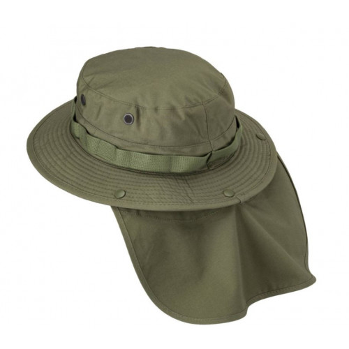 Helikon Tex - BOONIE HAT - POLYCOTTON RIPSTOP Olive Green