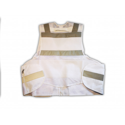 DIVICUS - Reflective vest PRO 2.0 Weiss