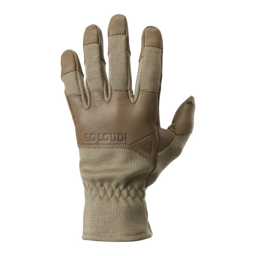 Direct Action - CROCODILE FR GLOVES LONG® Black
