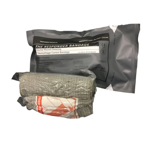 PerSys Medical - 8″ Trauma / Amputation / Compression Bandage - Military