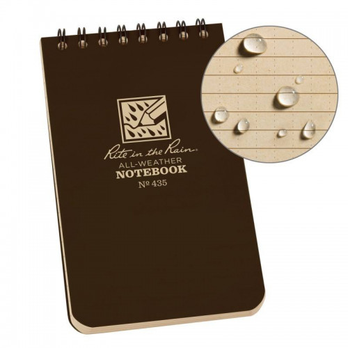 Rite in The Rain - Pocket Top-Spiral Notebook 435