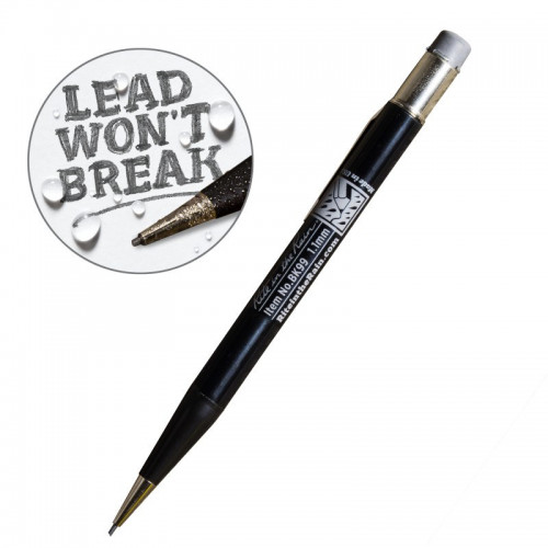 Rite In The Rain - Black Mechanical Pencil 99