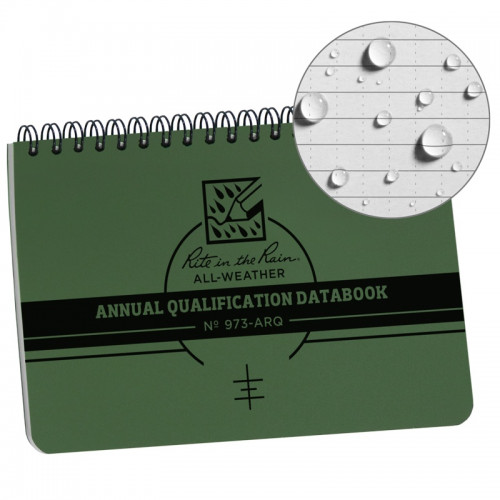 Rite in The Rain - ANNUAL QUALIFICATION DATABOOK