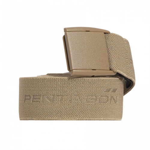 Pentagon - Hemantas Elastic Belt Coyote