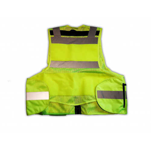 DIVICUS - Reflective vest PRO 2.0 Yellow-Lime