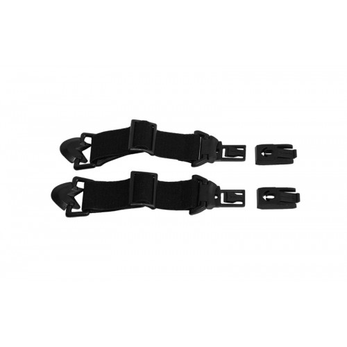 WILEY X - SPEAR ARC Rail Attachment System RAS Strap for Helmets, Black