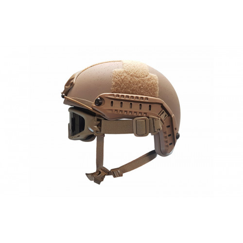 WILEY X - SPEAR ARC Rail Attachment System RAS Strap for Helmets, Tan