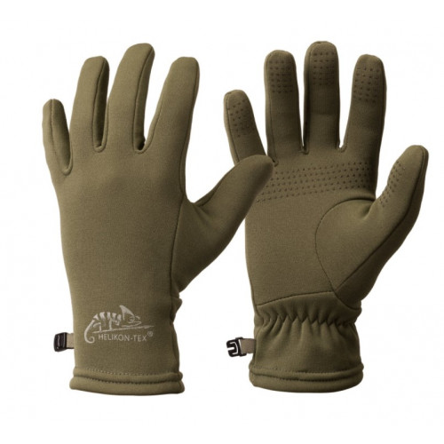 Helikon Tex - TREKKER OUTBACK GLOVES Olive Green