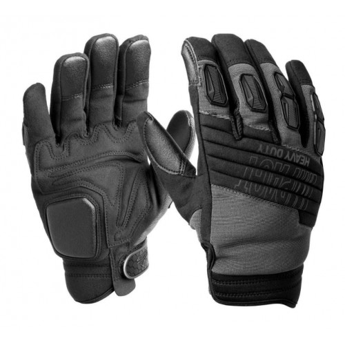 Helikon Tex - IMPACT HEAVY DUTY GLOVES Black