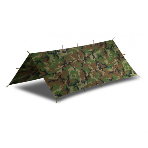 Helikon Tex - SUPERTARP SMALL® Woodland