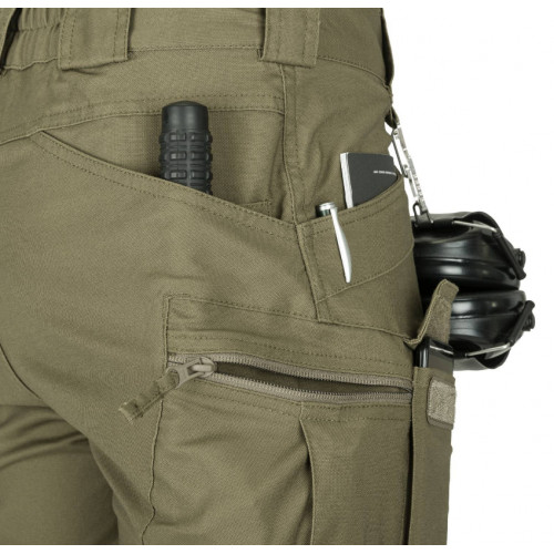 Helikon Tex - UTP® (URBAN TACTICAL PANTS®) - POLYCOTTON CANVAS - Adaptive Green