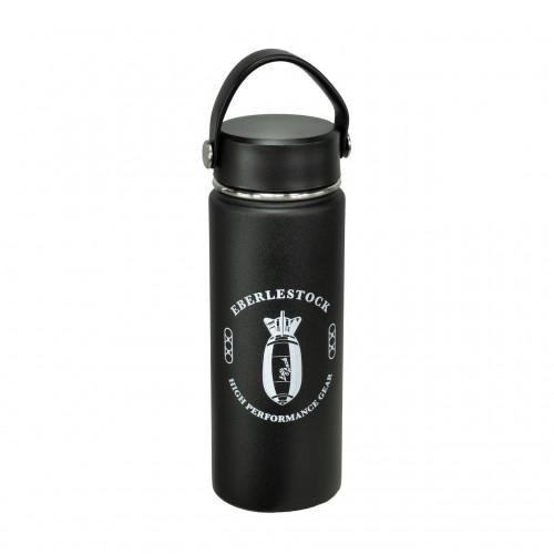 Eberlestock - 18 OZ. HYDRO FLASK Elk Skull Logo Black