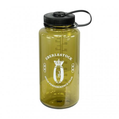 Eberlestock - Nalgene Bottle 1.0L Bomb Logo Logo, Olive Green