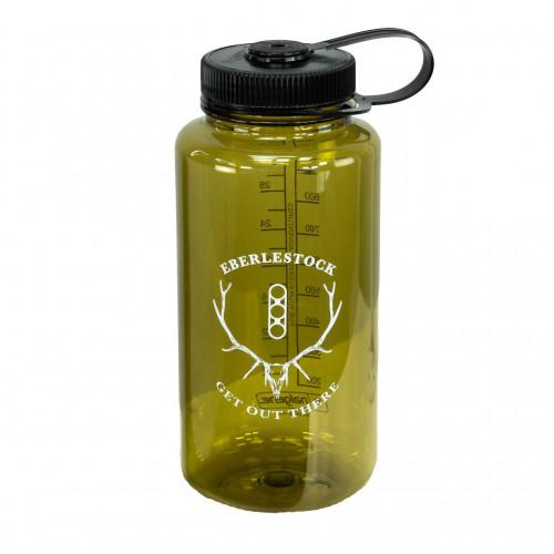 Eberlestock - Nalgene Bottle 1.0L Elk Logo, Olive Green