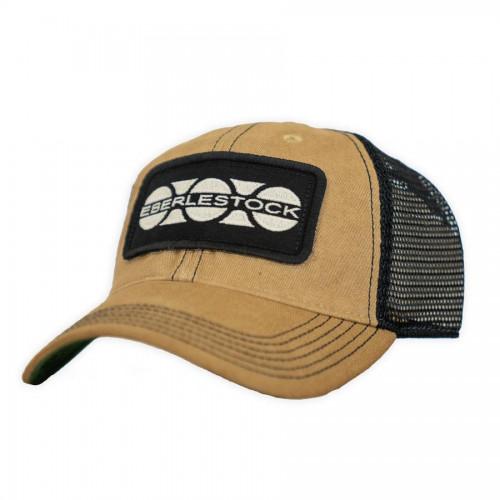 Eberlestock - OLD FAVORITE TRUCKER HAT - KHAKI/Black