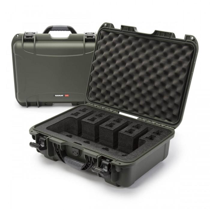 Nanuk™ - 925 4 UP GUN CASE Olive