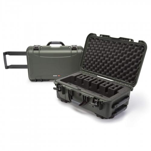 Nanuk™ - 935 6 UP GUN CASE Olive